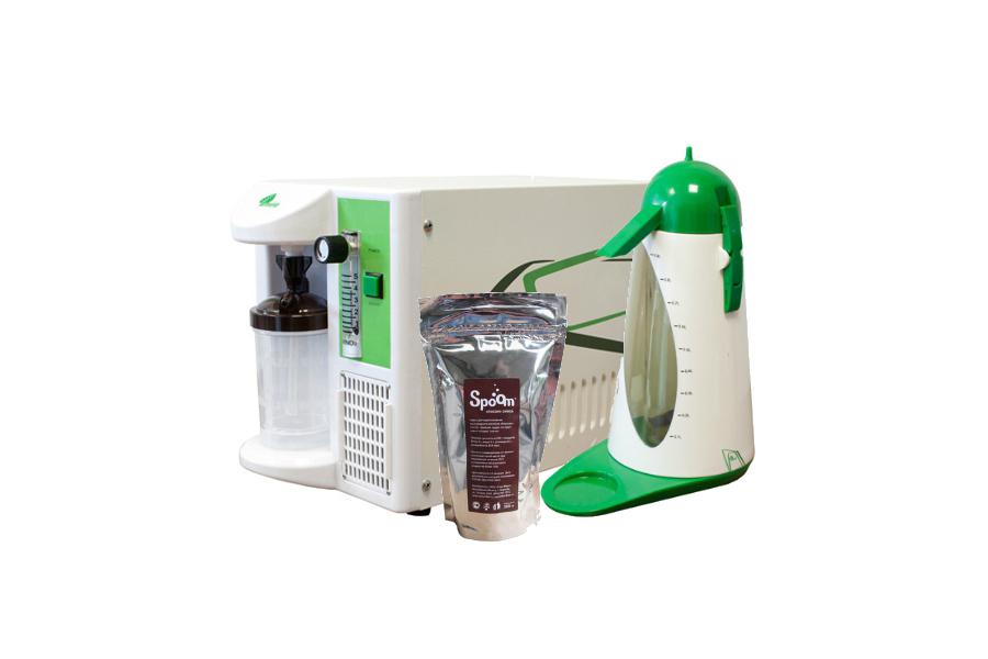 Аппараты для кислорода в домашних условиях 733
