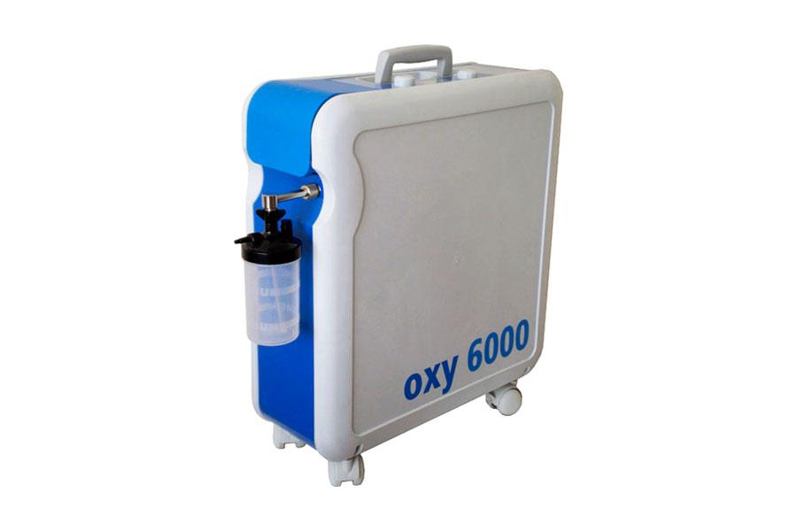 Oxy 6000 инструкция